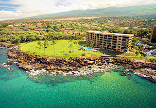 Kihei Surfside, an absolute oceanfront condominium complex